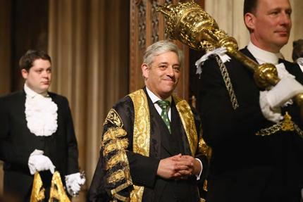 'Bollocks to Bercow'